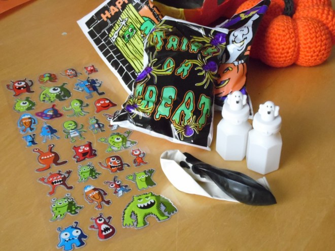 Non Food Halloween Treat Bags Teal Pumpkin Project