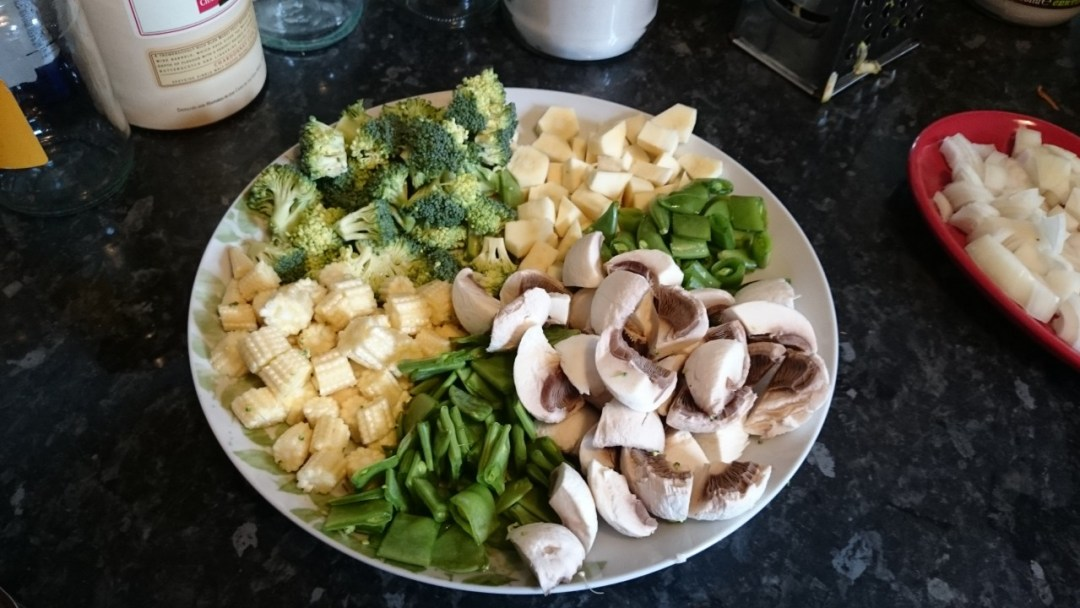 vegetable mixes for easy dishes