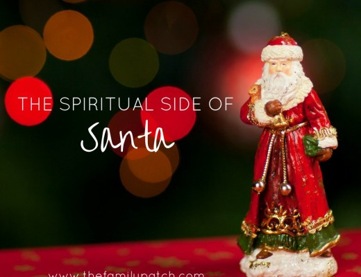 The Spiritual Side of Santa