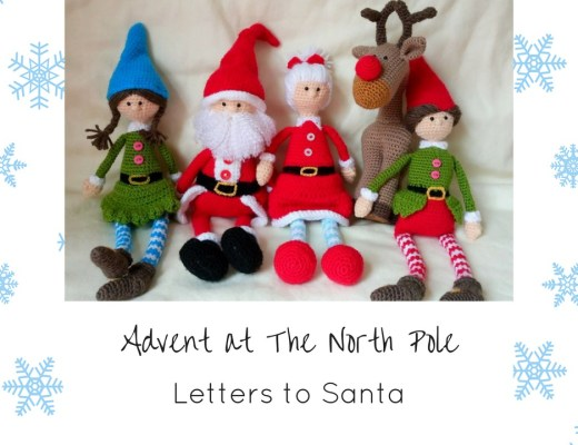 Advent at The North Pole Thumbnails Dec 14th Santa's Special Friends