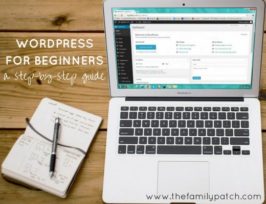 wordpress for beginners: a step-by-step guide