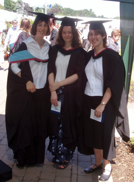 Graduation Day University of Nottingham