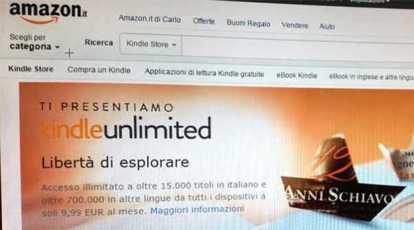 Kindle Unlimited Italia: duello tra scrittori e lettori
