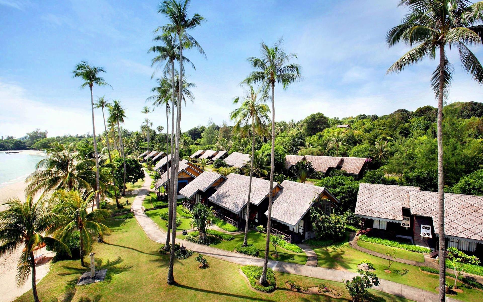 Beach Club Villa 55