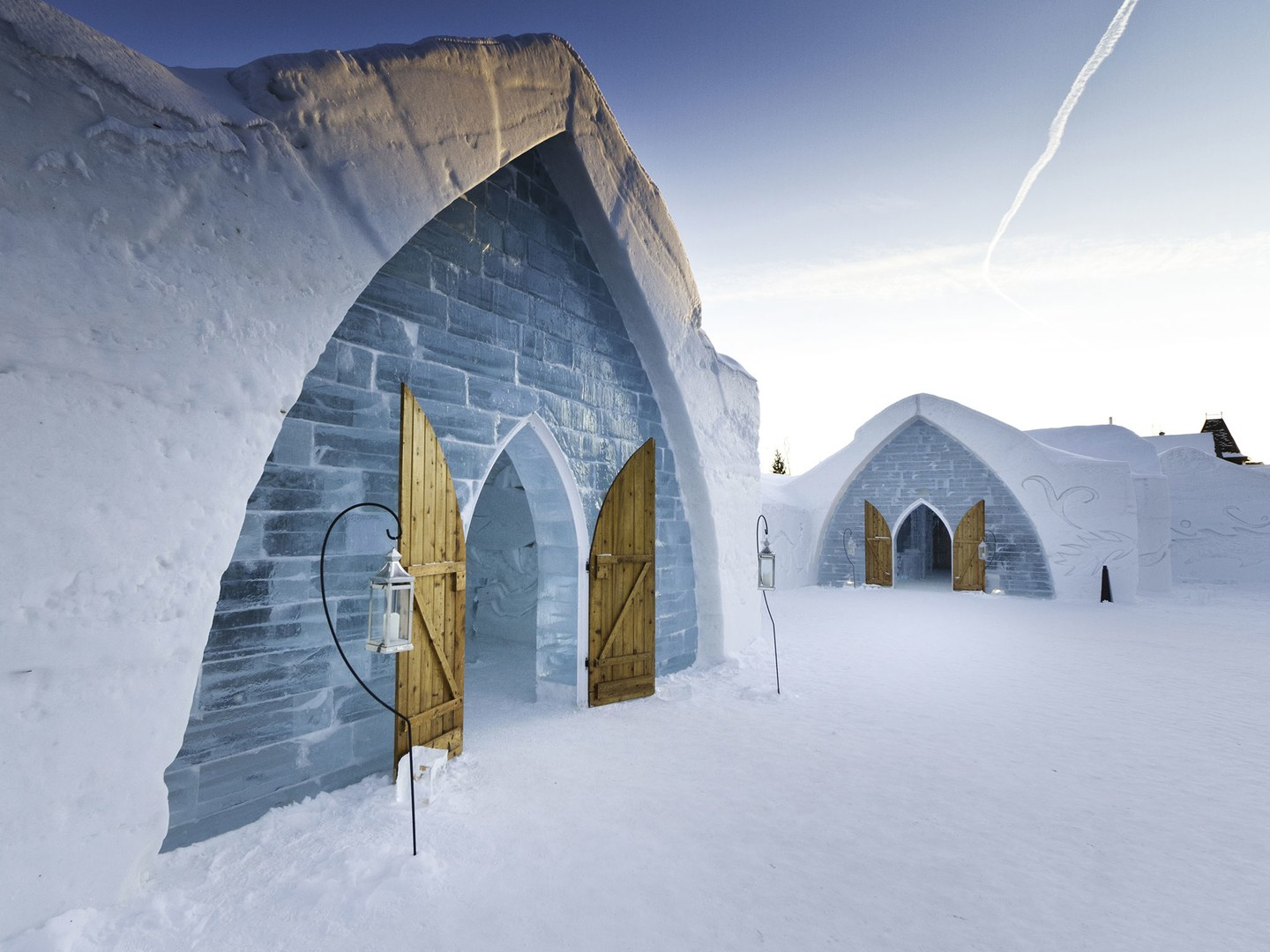 Frozen: Ice Hotels in Canada and the World!