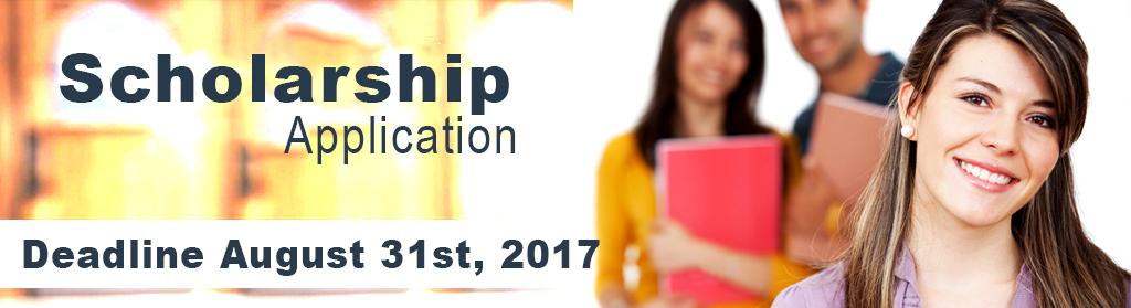 The Aspire-Canada Scholarship Deadline is August 31, 2017