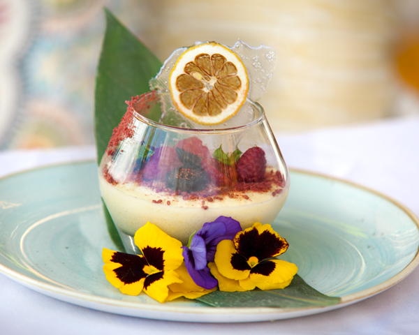 Summer Sweetness: Try This Exclusive Lemon Mousse Recipe