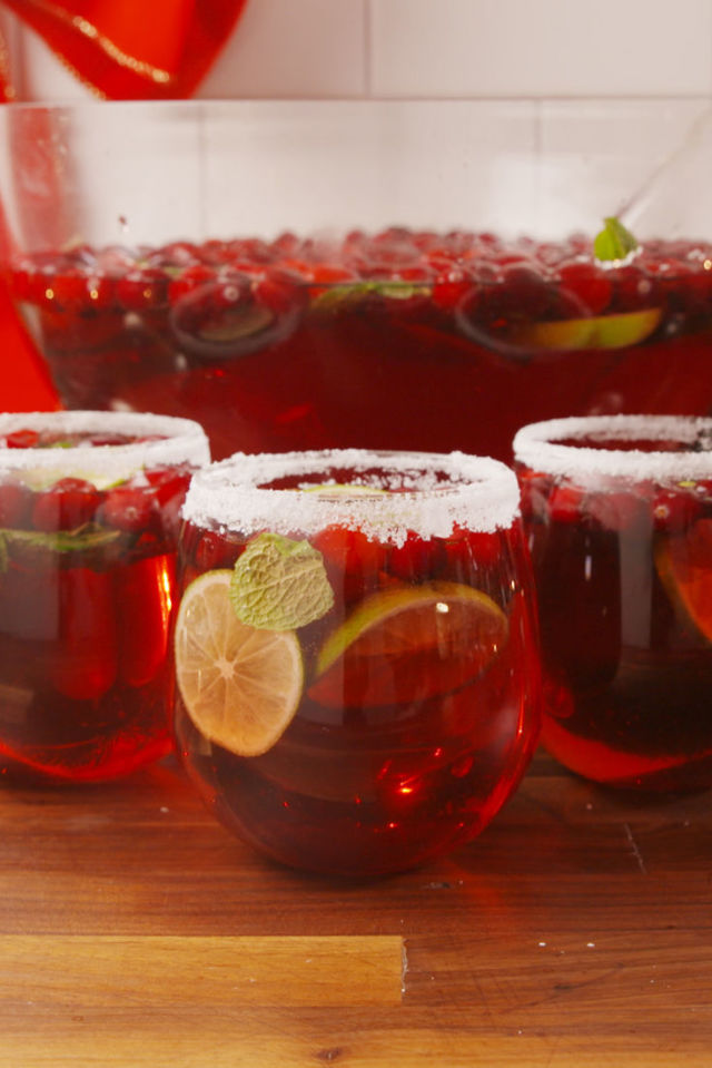 Holiday Cocktails You Can Make at Home