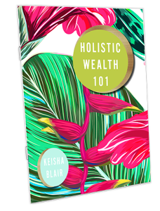 Get Your Own Customized Holistic Wealth Plan