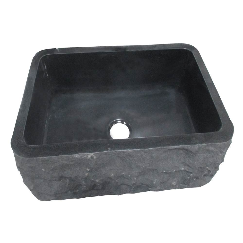 gray kitchen sink maytag ranges sinks farmhouse aspire design showroom gallery 2 405 00