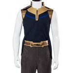 Josh Brolin Avengers Infinity War Leather Vest