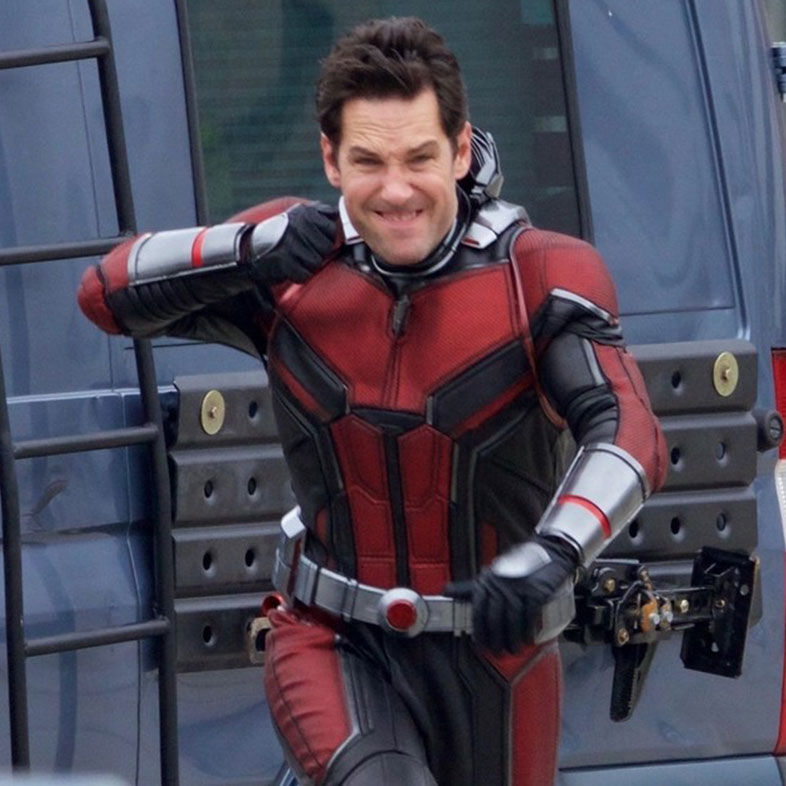 Ant Man And The Wasp Paul Rudd Jacket
