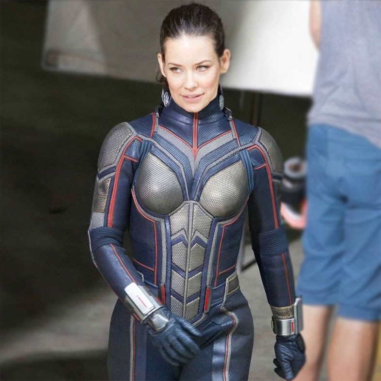 Evangeline Lilly Ant-Man And The Wasp Jacket