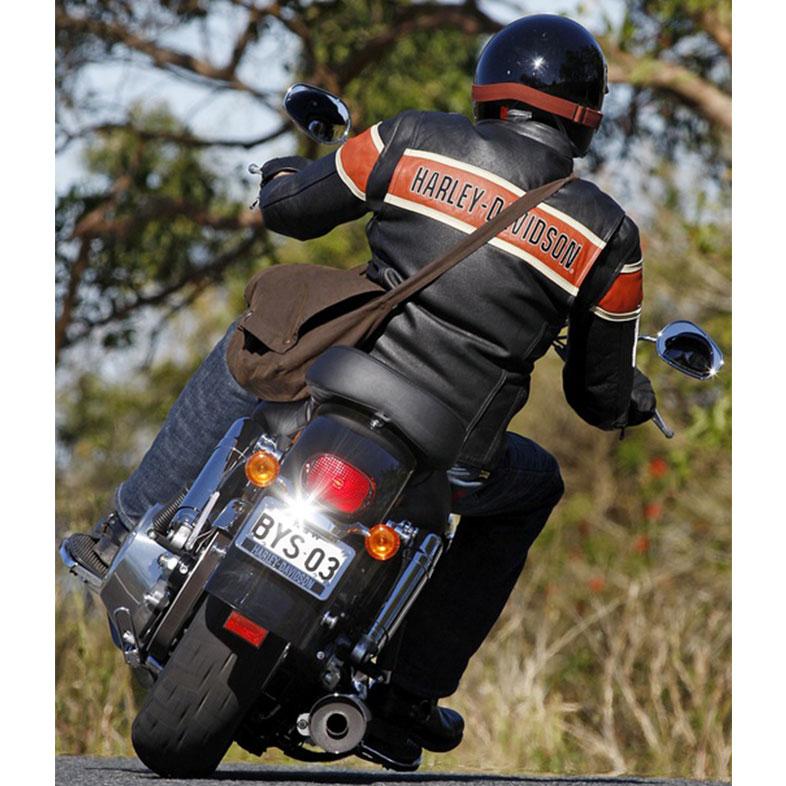 Harley Davidson Men's Victory Lane Leather Jacket