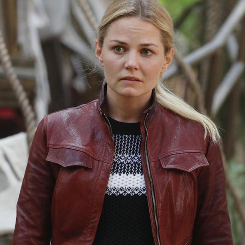 Once Upon a Time Season 6 Jacket