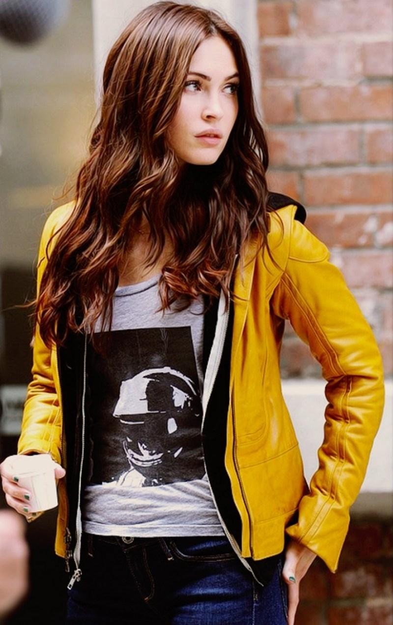 Teenage Mutant Ninja Turtles Megan Fox Jacket