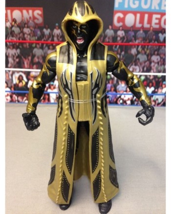 WWE Wrestler Goldust Hoodie Coat Costume