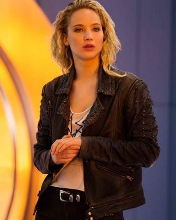 Jennifer Lawrence X-Men Apocalypse Jacket