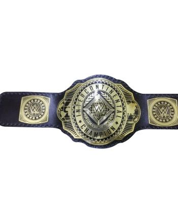 New Intercontinental Championship Belt