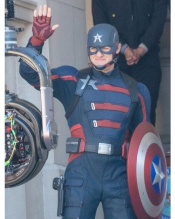 Falcon and the winter soldier John Walker captain America Jacket