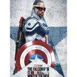 FALCON AND THE WINTER SOLDIER CAPTAIN AMERICA SAM WILSON JACKET