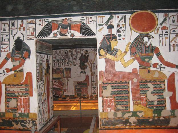 Wickham-Nefertiti-tomb