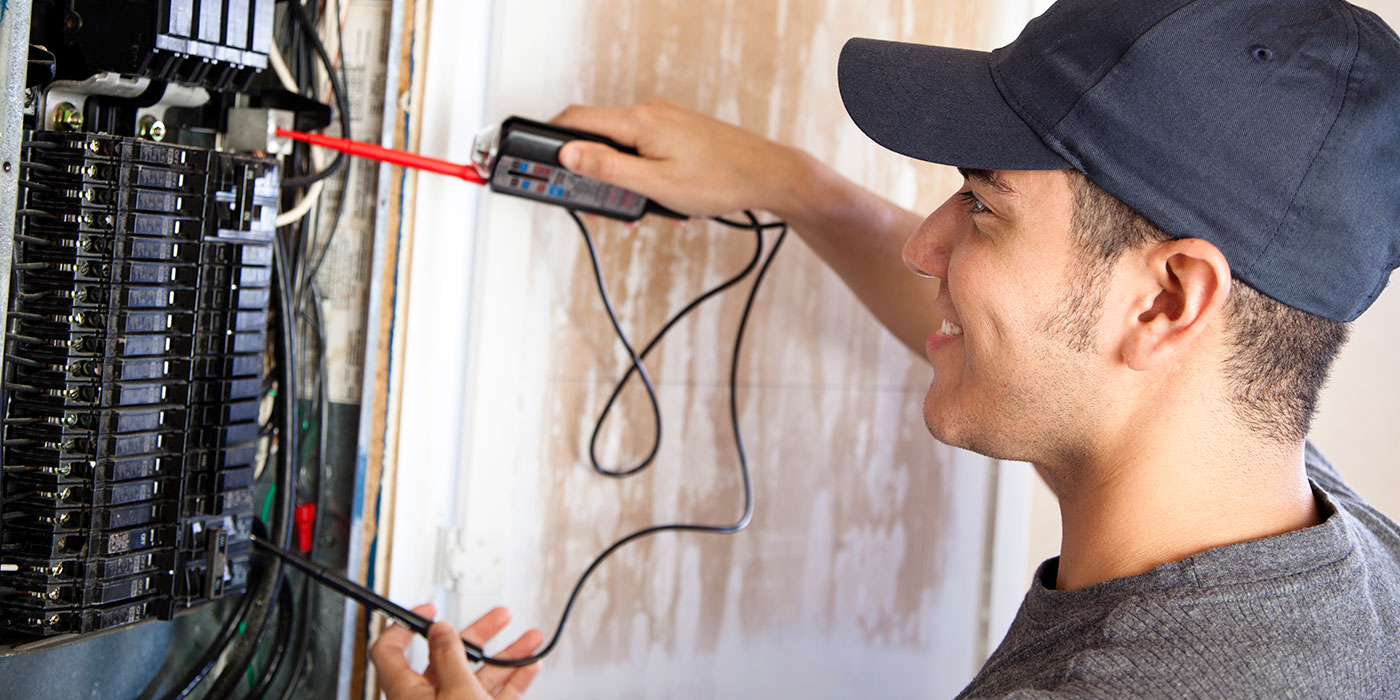Image result for Electrician Services istock