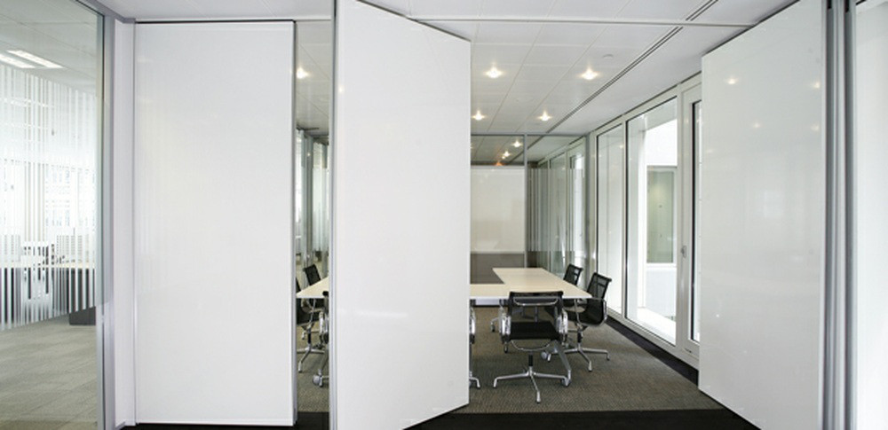 Aspire Office Solutions  Folding Wall Systems