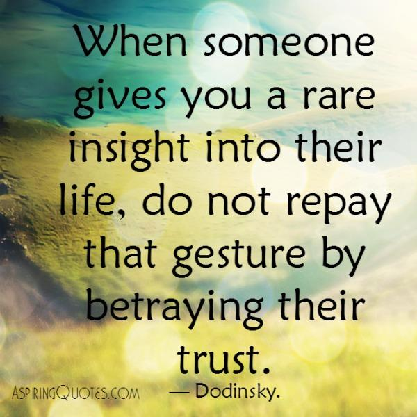 Love Respect And Trust Quotes