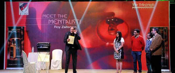 Roy Zaltsman, Psychological Entertainer
