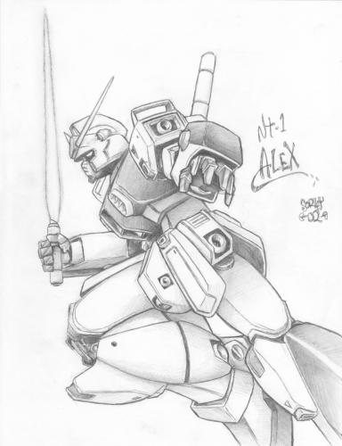 NT-1 Alex (pencil)