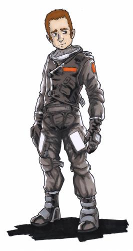 Flightsuit design