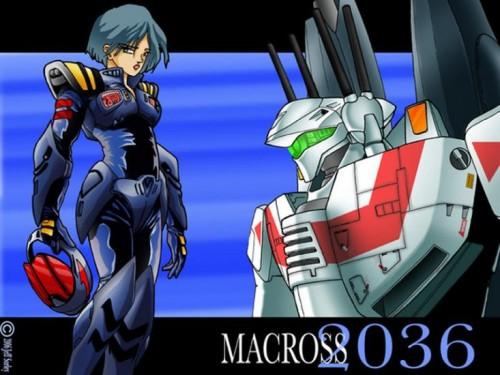 Macross 2036