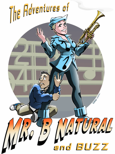 Mr. B Natural and Buzz