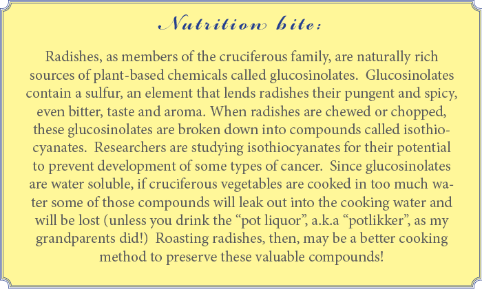 Nutrition Note_radishes