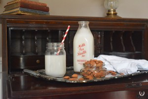 www.aspoonfullofyum.com | Homemade Almond Milk for LEAP diet