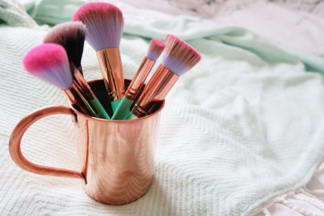spectrum collection brushes copper