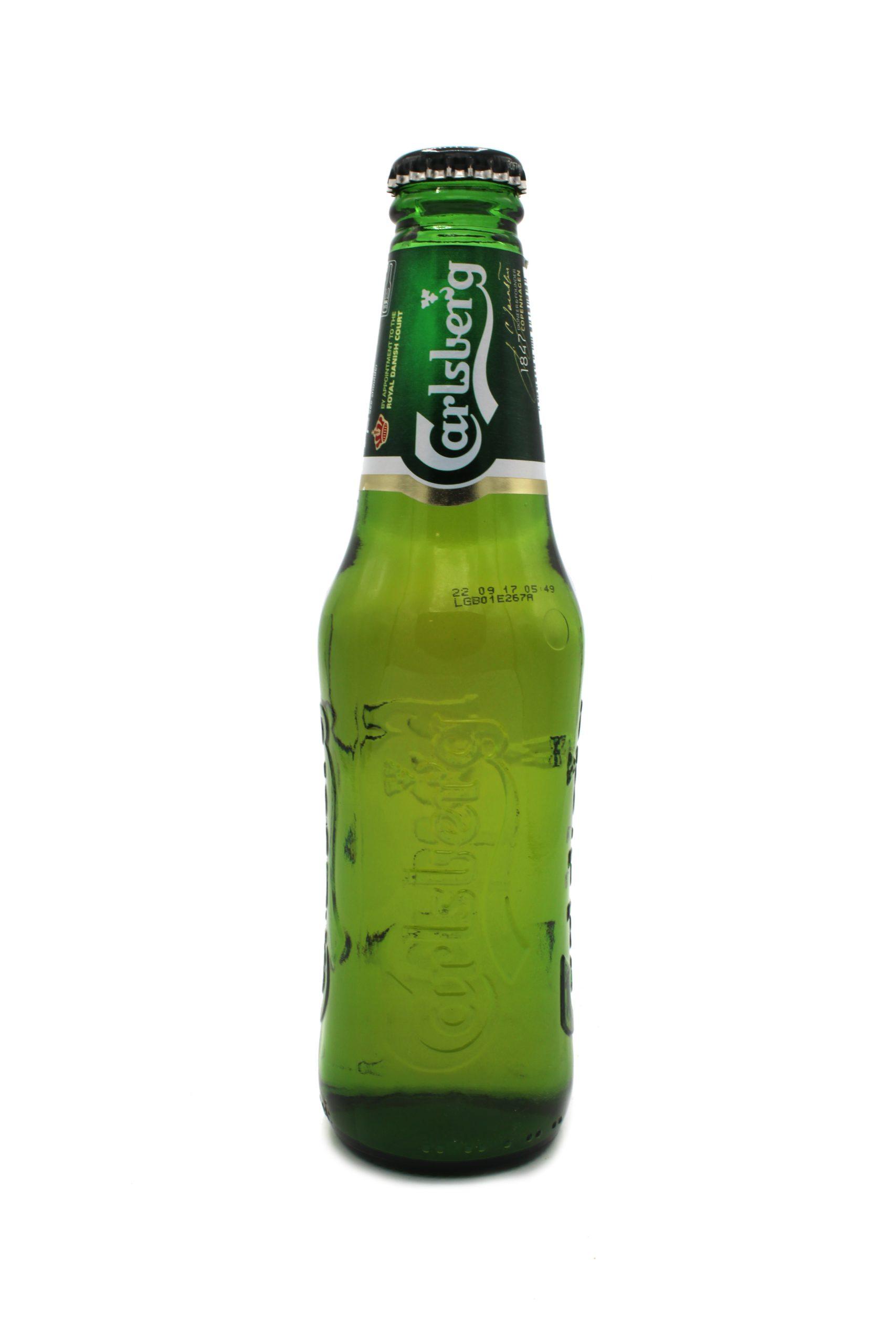 Carlsberg Beer 330 ml x 6 BOTTLES - Aspris