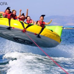 Crazy Sofa Ride How To Recycle Old Offers - Packages Discount | Asprokavos Watersports ...