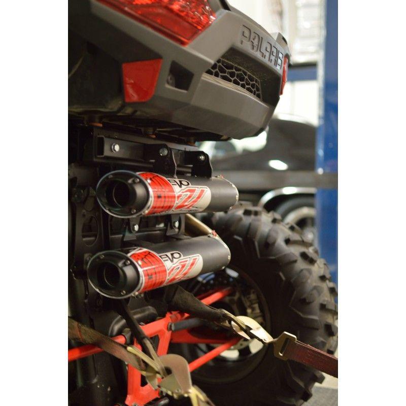 big gun polaris rzr xp 1000 turbo rzr xp 4 turbo 2016 20 evo utility dual slip on
