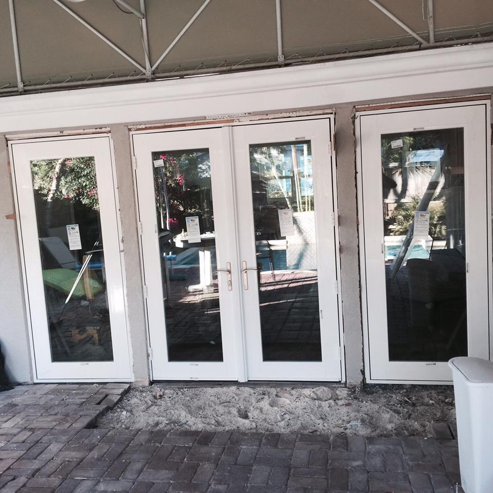 impact doors for the hurricane season