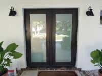 Impact Doors Photo Gallery - Hurricane Resistant Patio ...