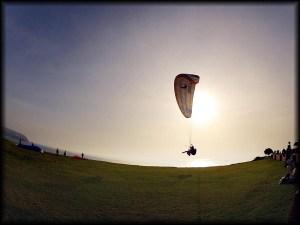 miraflores paragliding