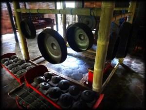 bali gongs