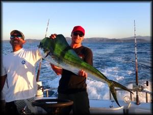 mahi mahi fishing photo