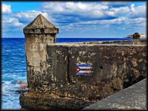 caribbean wall