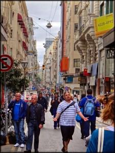Ernie BA street