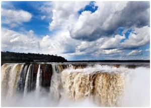 Iguazu Falls Top