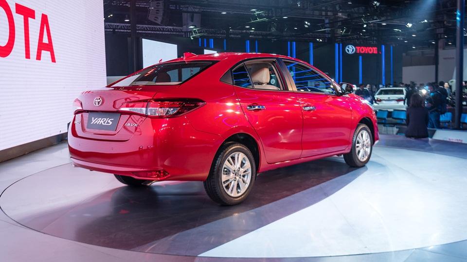 toyota yaris trd india grand new avanza harga in from 18 may 2018 s sedan car