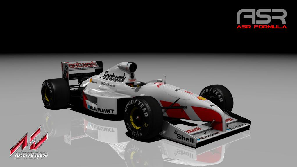Footwork FA12 – 1991 – v0.5 – ASR Formula